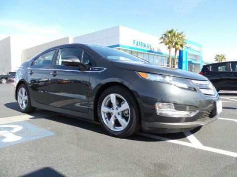 Pre-Owned 2014 Chevrolet Volt Base With Navigation