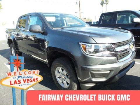 New Chevrolet Colorado 2WD WT