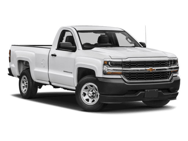 New Chevrolet Silverado 1500 1500 2WD