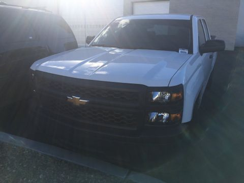 Pre-Owned 2015 Chevrolet Silverado 1500 Work Truck RWD Extended Cab Pickup