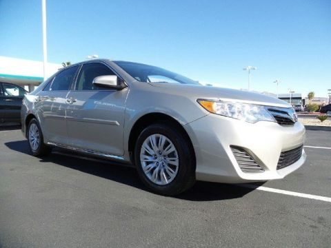 Used Toyota Camry L
