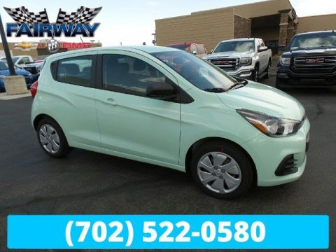 New Chevrolet Spark LS