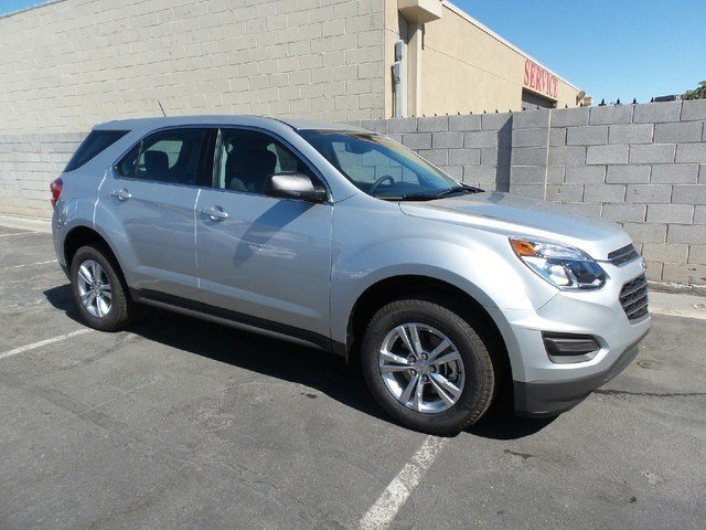 New 2017 Chevrolet Equinox LS